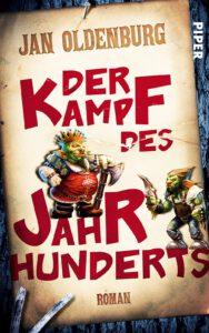 Buchcover: Jan Oldenburg - Der Kampf des Jahrhunderts