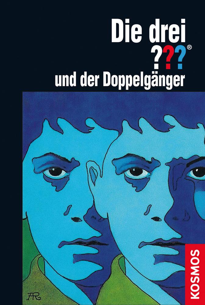 Buchcover: Die drei Fragezeichen und der Doppelgänger