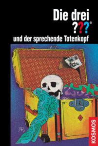 Buchcover: Die drei Fragezeichen und der sprechende Totenkopf