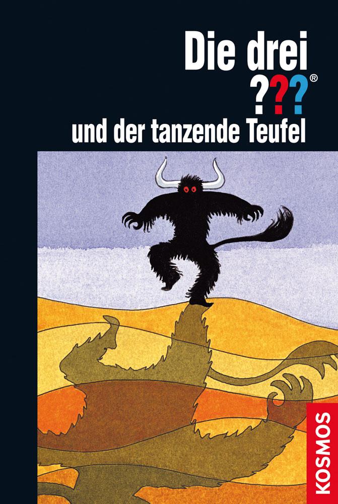 Buchcover: Die drei Fragezeichen und der tanzende Teufel
