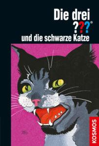 Buchcover: Die drei Fragezeichen und die schwarze Katze