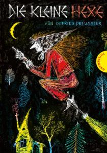 Buchcover: Die kleine Hexe von Ottfried Preußler