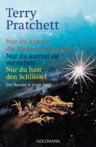 Buchcover: Nur du kannst die Menschheit retten - Terry Pratchett